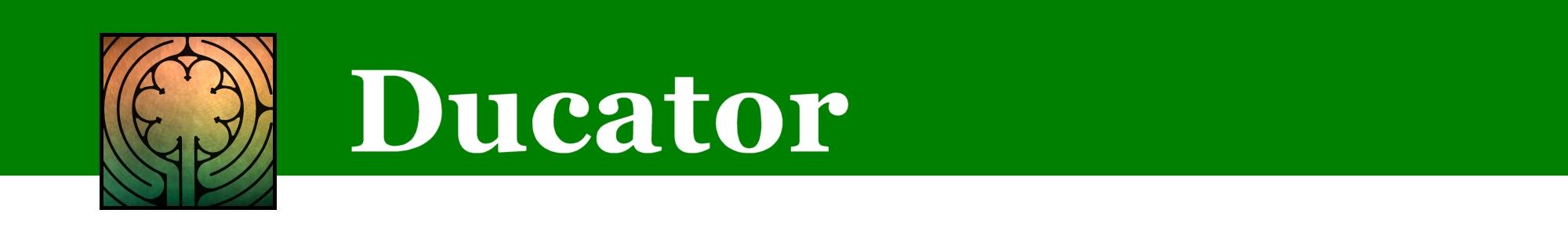 Ducator logo